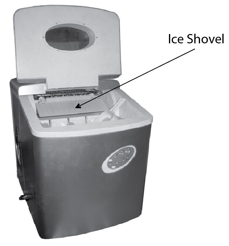 How do I reset my EdgeStar IP210 portable ice maker? – EdgeStar